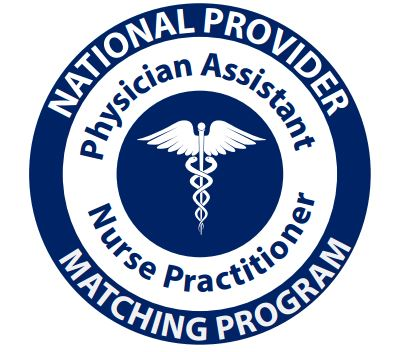National Physician Assistant and Nurse Practitioner Matching Program